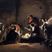 Leonaert Bramer, The Adoration of the Magi (thumbnail)