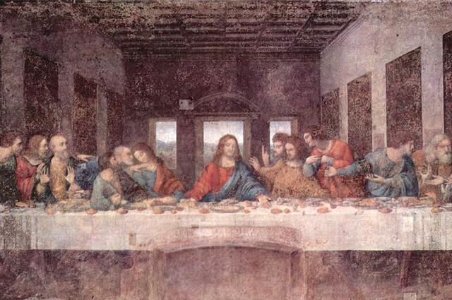 Leonardo da Vinci, The Last Supper
