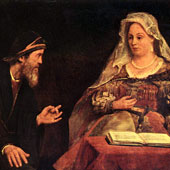 Aert de Gelder, Esther and Mordecai (thumbnail)