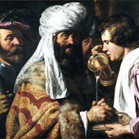 Jan Lievens, Pilate Washing His Hands (thumbnail)