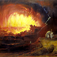 John Martin, Sodom and Gomorrah (thumbnail)