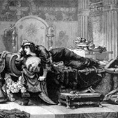 Ernest Normand, Vashti Deposed (thumbnail)