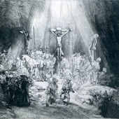 Rembrandt Harmenszoon van Rijn, The Three Crosses (thumbnail)