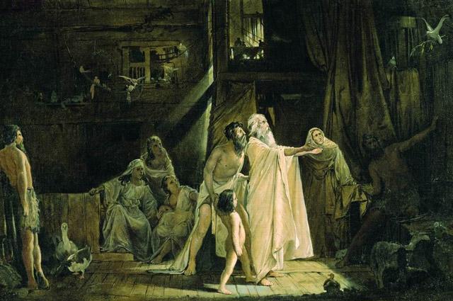 Andrei Ryabushkin, Noah's Ark