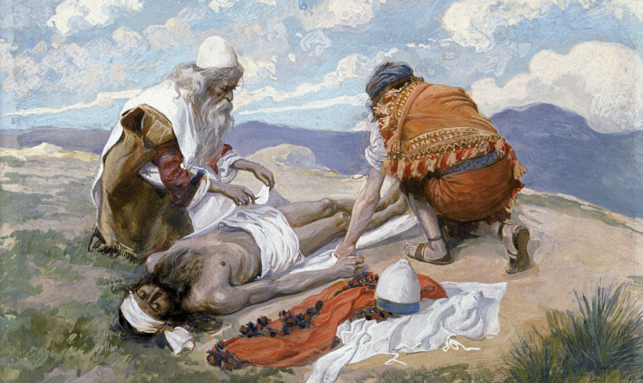 The Death of Aaron, James Tissot