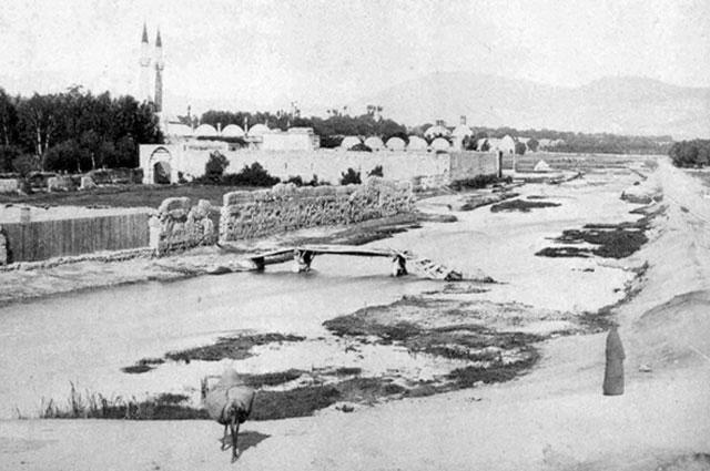 Barada (abana) River